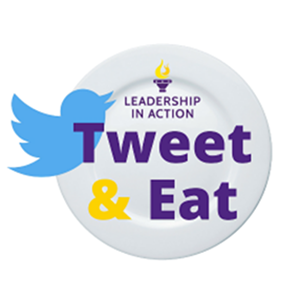tweet and eat logo