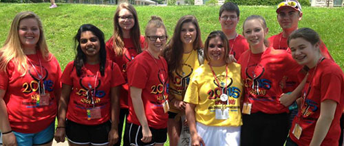 HOBY Group photo