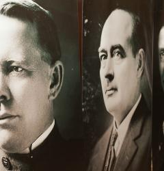 Phi Sigma Pi Founders
