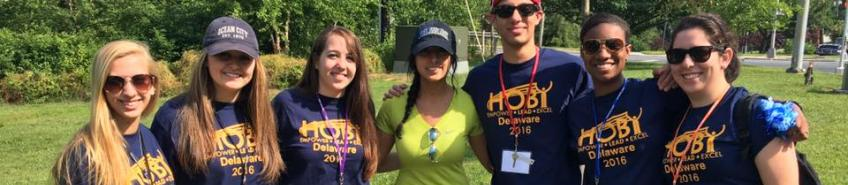 HOBY Spotlight: Jessica Donnelly (Gamma Pi Chapter '17)