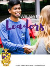 Recruitment Poster - Leaders